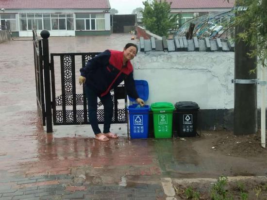 开鲁县推进农村生活垃圾治理 助力美丽宜居乡村建设