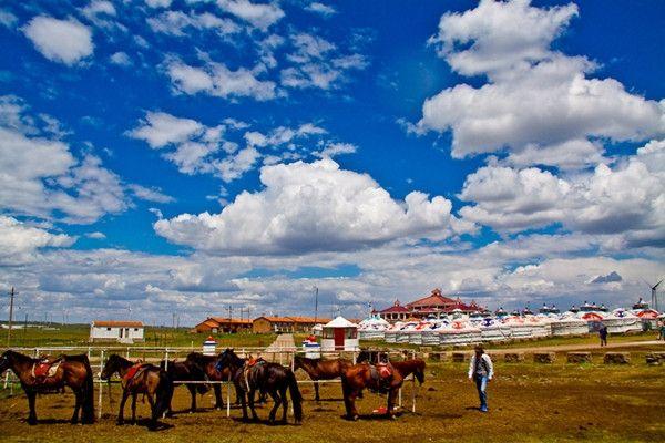 内蒙古自治区兴安盟科尔沁右翼中旗的脱贫三部曲