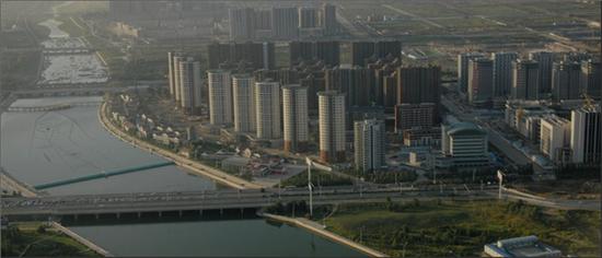《新城区航拍 2》