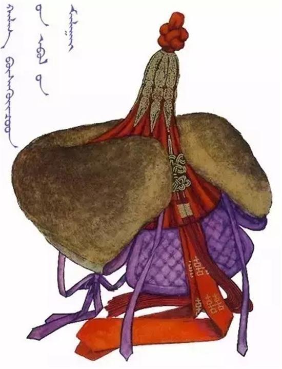 蒙古族传统帽子大全
