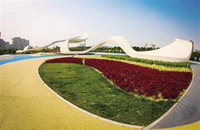 草原丝绸之路文化主题公园