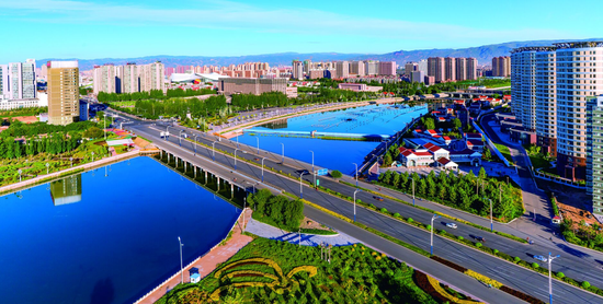 爱上内蒙古 丨 美丽青城 草原都市 花季欢迎你