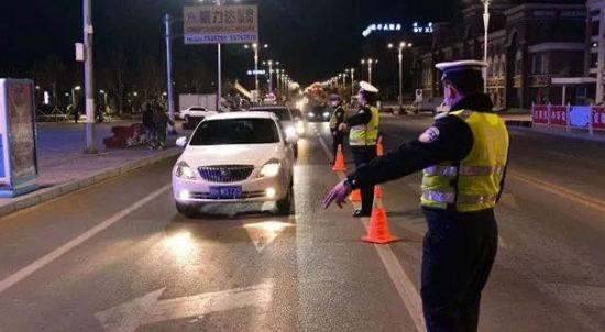 内蒙古锡林郭勒:公安机关勠力同心推动复工复产