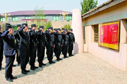 兴安盟公安机关以全警实战大练兵淬炼公安铁军