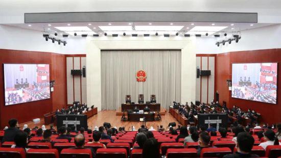 乌拉特前旗政府原副旗长贾净博涉黑被判无期徒刑