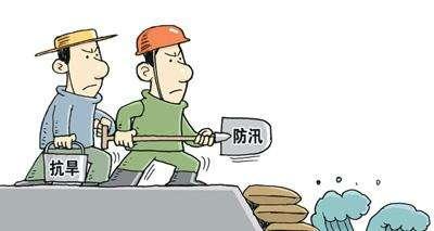 内蒙古自治区通辽市扎实做好防汛抗旱各项工作