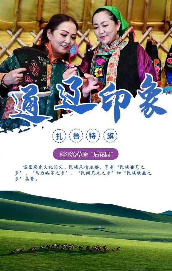 爱上内蒙古 | 有一种深刻的记忆叫通辽印象