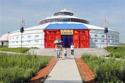 爱上内蒙古丨多地景区开放 通辽
