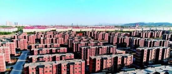 ◆海南区2018年城市棚户区改造项目。棚户区改造搬迁安置居民3000套