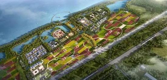◆胡杨岛旅游项目(水利枢纽配套)