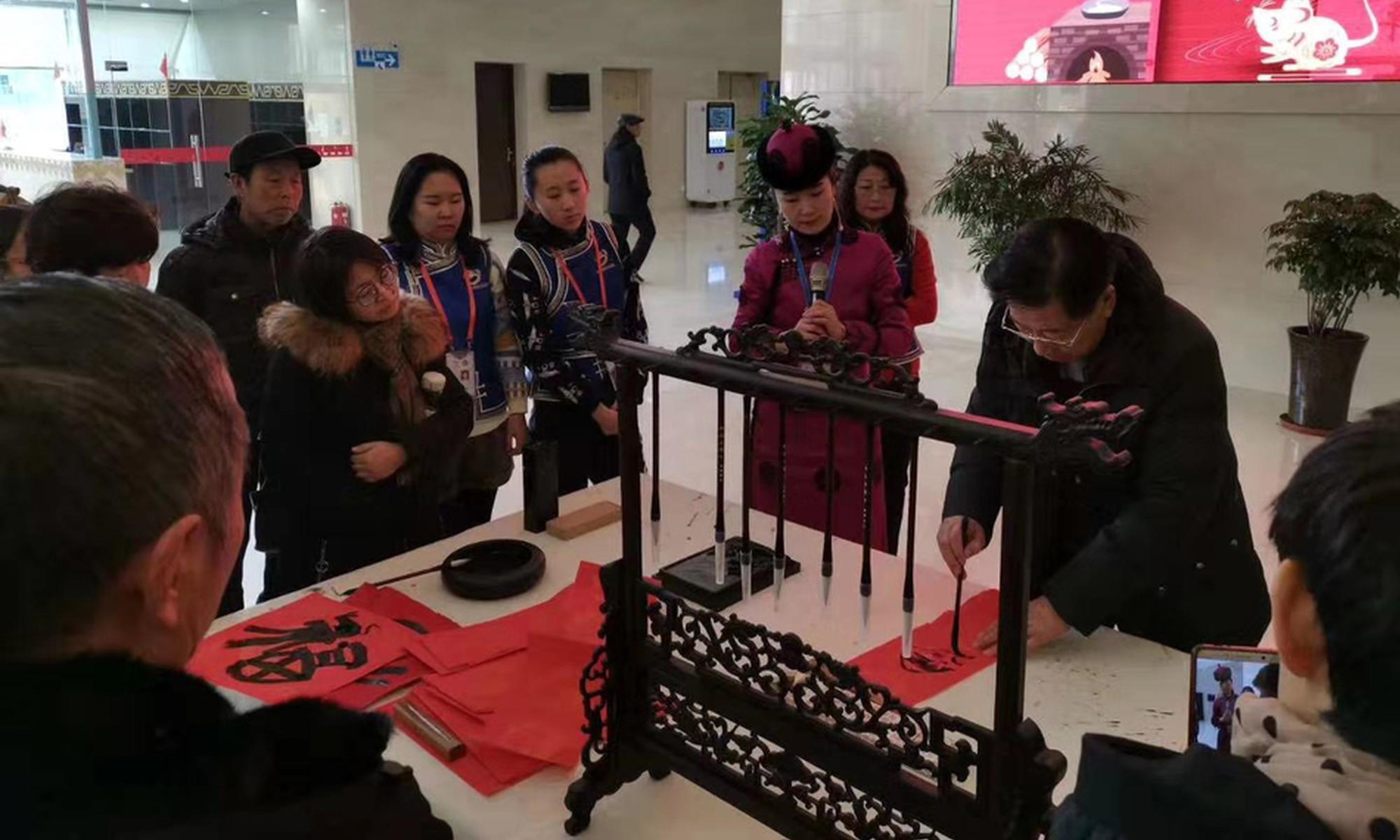 内蒙古博物院庚子鼠年新春活动