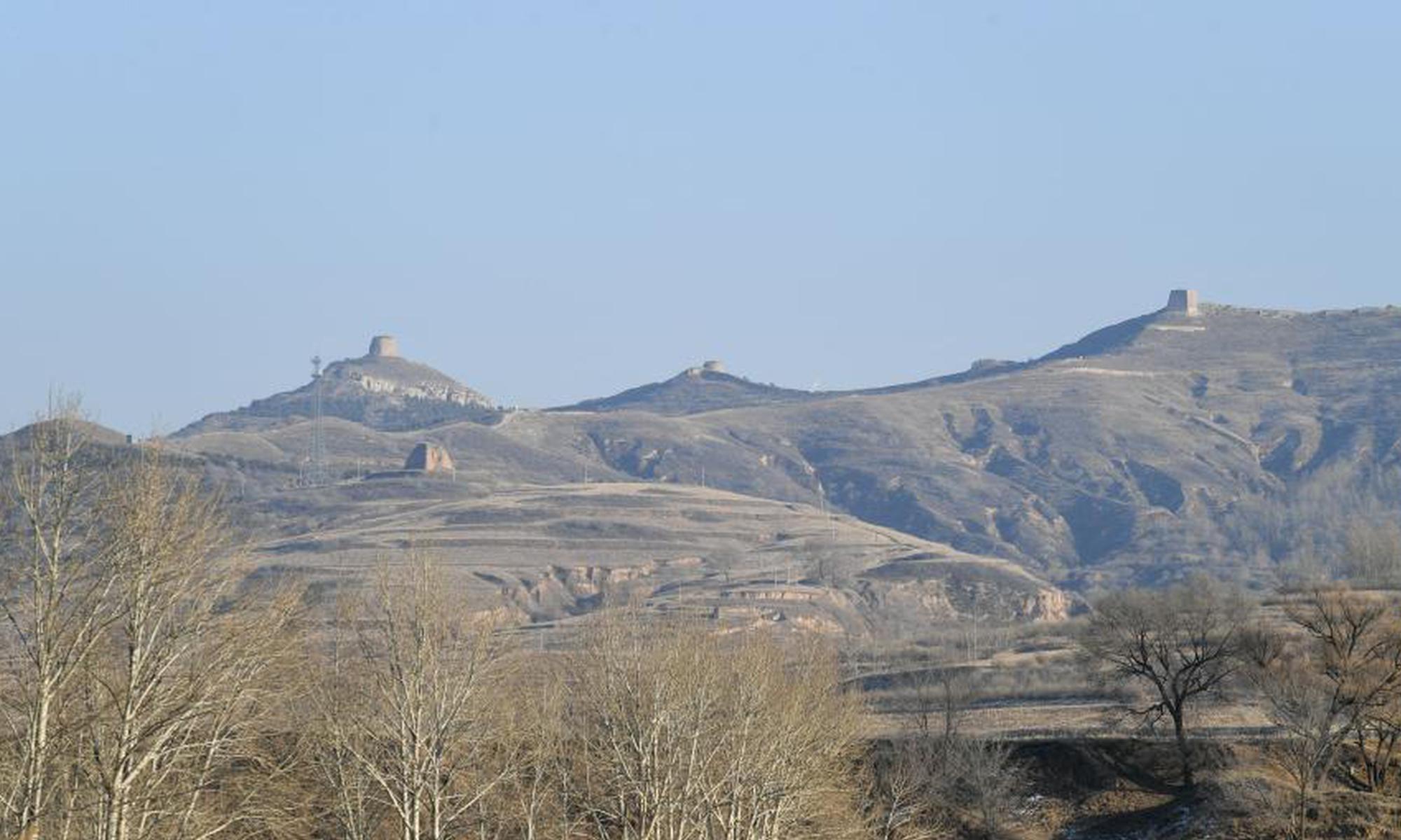 探访内蒙古明长城