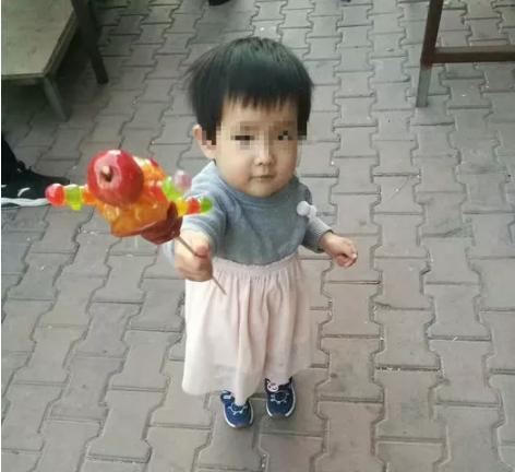 吕萌萌(化名)生前非常可爱