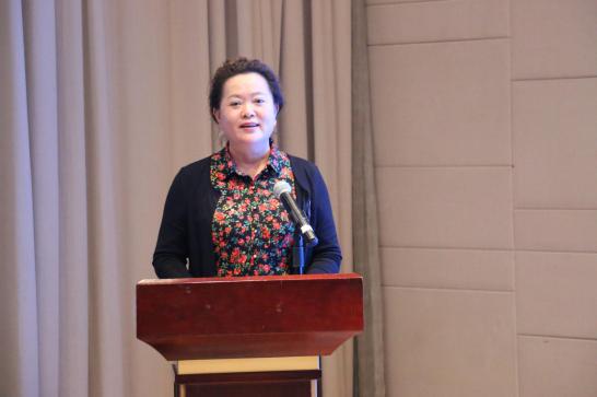内蒙古新华发行集团常务副总经理张颖