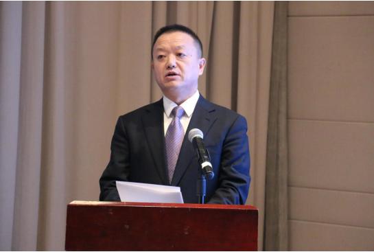 包钢(集团)公司党委常委、宣传部(统战部、企业文化部)部长彭德亮