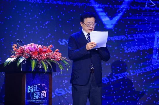 中超联赛有限责任公司董事长 李毓毅