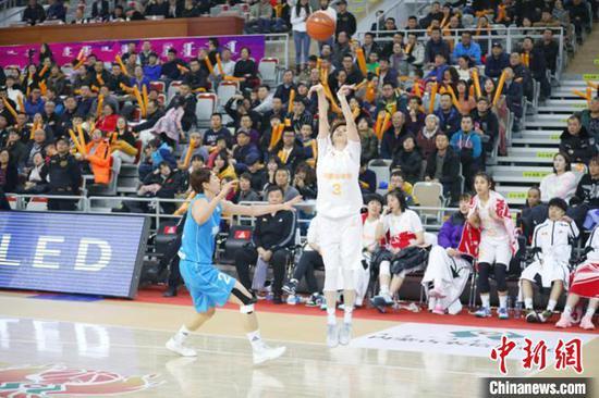 篮球――WCBA常规赛:内蒙古农信