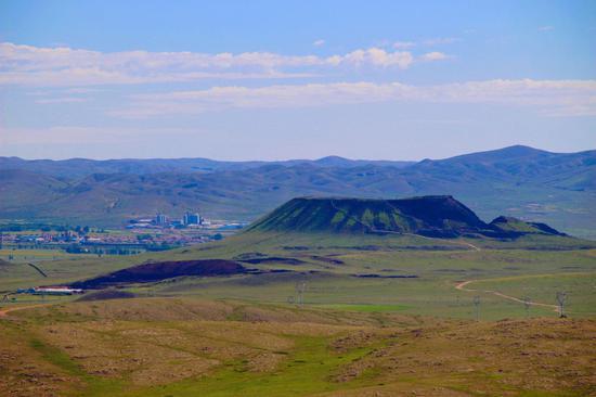 内蒙古网红打卡地 丨 乌兰哈达火山群