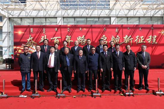 锡林郭勒盟中心医院镶黄旗分院揭牌并开展系列活动