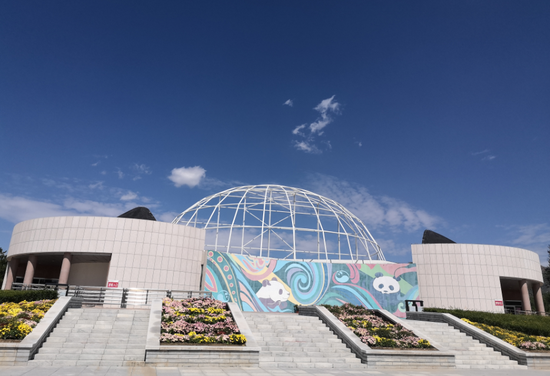 内蒙古网红打卡地 丨 大青山野生动物园