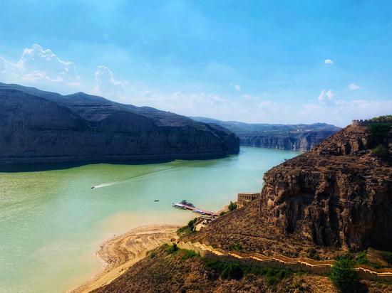 大美黄河 领略最美峡谷奇观和魅力古寨韵味