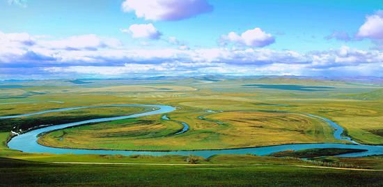 内蒙古网红打卡地 丨 额尔古纳河乌兰山景区