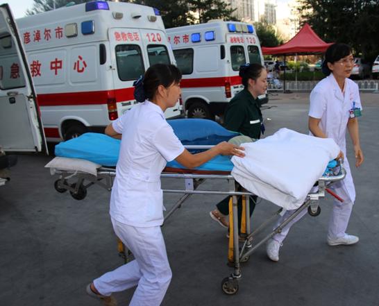 急危重症救治中心-紧急救援