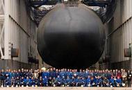 法国造全球最贵核潜艇