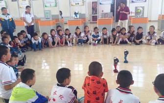 武川县2016年全国科普日活动启动