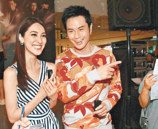 陈凯琳、郑嘉颖已秘密同居,看似准备结婚了