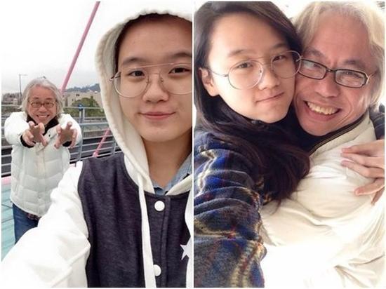 李坤城与女友