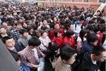 """""""最严国考""""昨开考 内蒙古30065人参加国考"""
