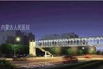 呼和浩特市第一座铝合金人行天桥即将亮相