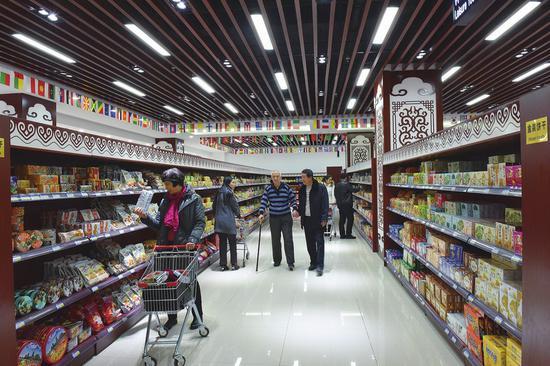 集宁中国(天津)自由贸易试验区东疆进口商品直营中心1.2万多种商品受青睐