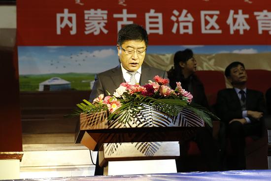 施李明副局长主持总结表彰会