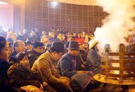 蒙古族传统成吉思汗祭灶(祭火)活动