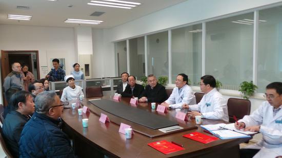 内蒙古人民医院辐射周边旗县的地域型胸痛中心正式启动