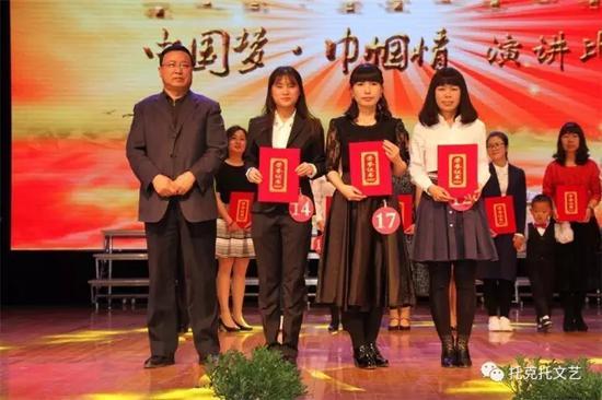 二等奖获得者
