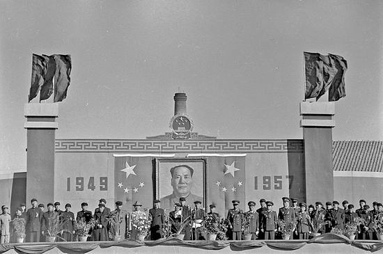 1957年五一国际劳动节