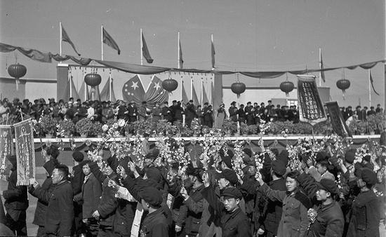 1956年五一劳动节