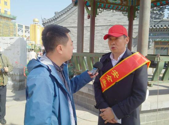 内蒙古自治区安监局副局长徐能火强调:要让安全成为一种生活常态、社会风尚、公民担当和自觉责任。