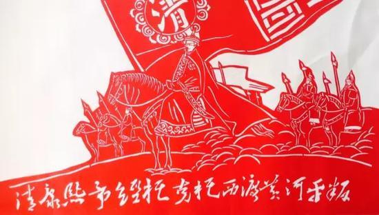 14.清康熙三十五年(1696),康熙帝亲征葛尔丹,于十月末,途经脱脱城准备渡黄河西进,因河凌受阻,驻扎于脱脱城。