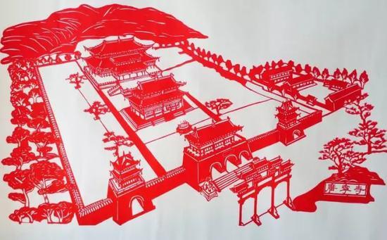 17.新中国建立后,托克托县有了更大的发展,尤其是近年来在县委县政府的推动下和社会各界的支持下,重新恢复了广宁寺,规模宏大。其他古迹也将在今后逐渐恢复。