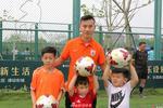 全国青少年足球冠军杯赛包头分区赛开幕