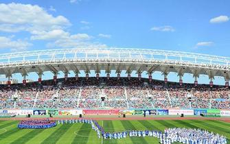 内蒙古少数民族传统体育运动会开幕