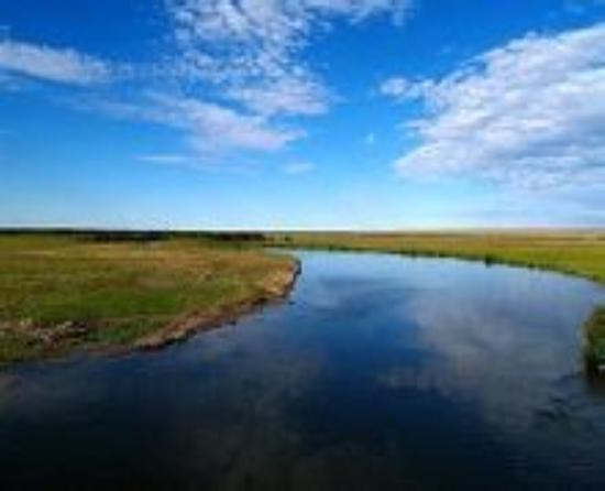 走走停停,最美的呼伦湖等着你。