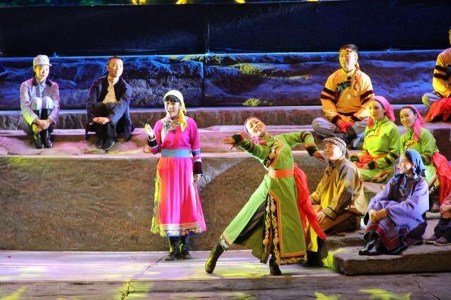 第十四届中国·内蒙古草原文化节隆重开幕