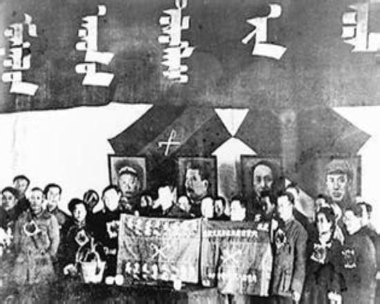 一、内蒙古自治区是新中国成立最早的少数民族自治区