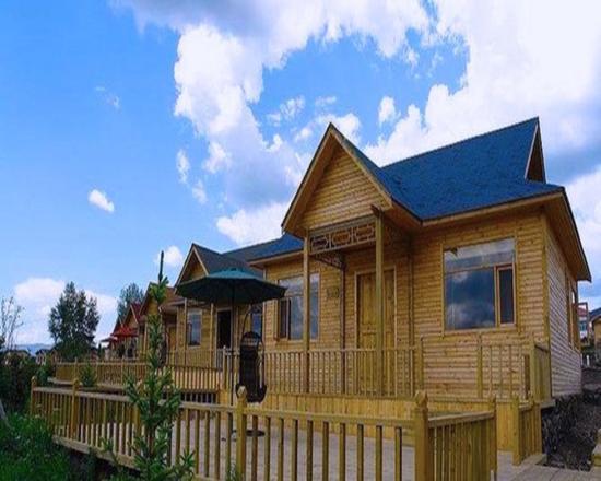 木刻楞——俄罗斯风情的木质房屋,更具当地特色