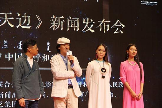 音乐总监布仁巴雅尔谈电影音乐创作